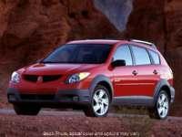 Used 2003 Pontiac Vibe 4d Wagon FWD at Walt Sweeney Auto near Cincinnati, OH