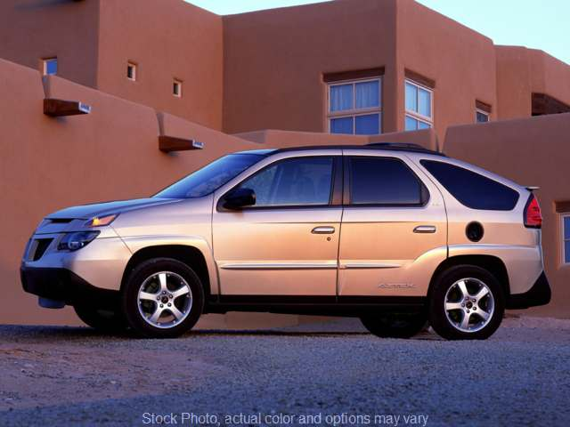 Used 2003  Pontiac Aztek 4d SUV FWD at The Gilstrap Family Dealerships near Easley, SC