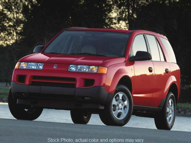 Used 2003  Saturn Vue 4d SUV AWD V6 at Shook Auto Sales near New Philadelphia, OH