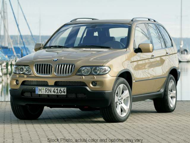 2006 BMW X5 4d SAV 3.0i at Bobb Suzuki near Columbus, OH