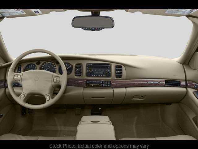 Used 2004  Buick LeSabre 4d Sedan Custom at Carriker Auto Outlet near Knoxville, IA