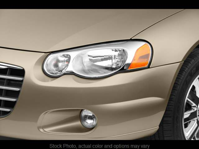 2004 Chrysler Sebring 2d Convertible Limited at Springfield Select Autos near Springfield, IL