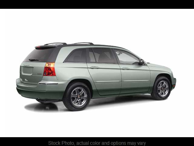 Used 2004  Chrysler Pacifica 4d SUV AWD at Bobb Suzuki near Columbus, OH