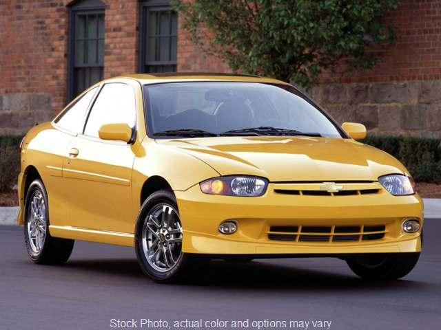 2004 Chevrolet Cavalier 2d Coupe Value at Edd Kirby's Adventure near Dalton, GA