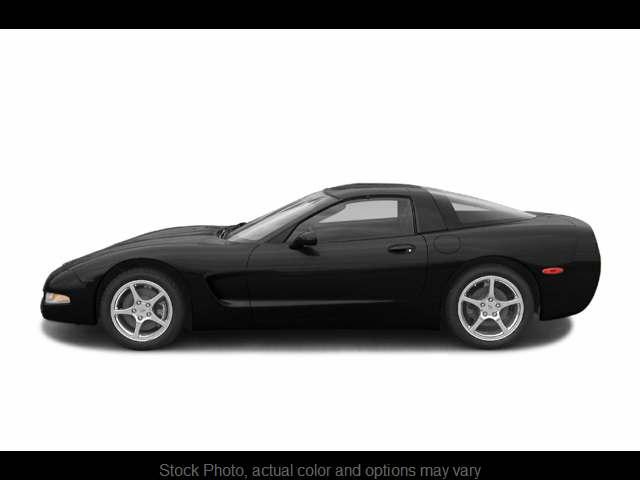 Used 2004  Chevrolet Corvette 2d Coupe at Edd Kirby's Adventure near Dalton, GA