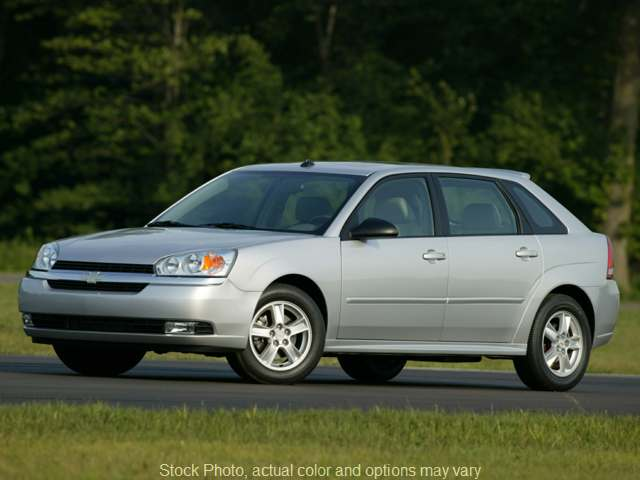 2004 Chevrolet Malibu Maxx 5d Hatchback LS at Good Wheels near Ellwood City, PA