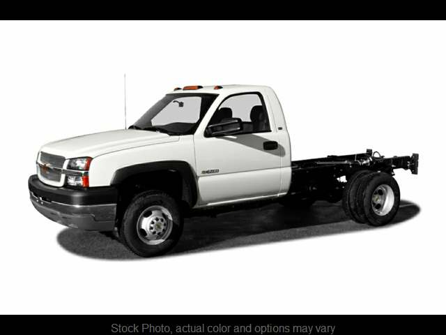 "Used 2004  Chevrolet Silverado 3500 Cab-Chassis 2WD Reg Cab 161"" Base at Shook Auto Sales near New Philadelphia, OH"