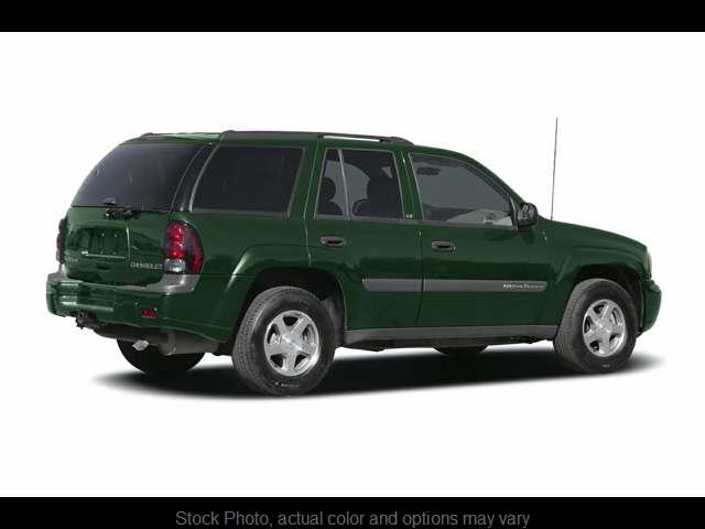 Used 2004  Chevrolet Trailblazer 4d SUV 4WD LS at Good Wheels near Ellwood City, PA