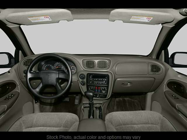 Used 2004  Chevrolet Trailblazer 4d SUV 4WD LS at Bobb Suzuki near Columbus, OH