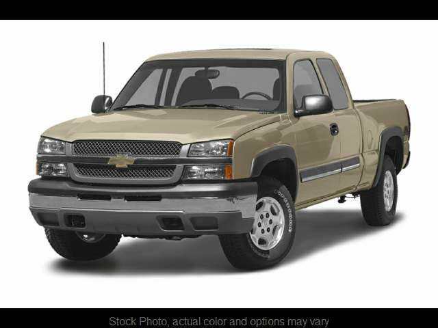 Used 2004  Chevrolet Silverado 1500 4WD Ext Cab LT at Stateline Auto Group near Andover, OH