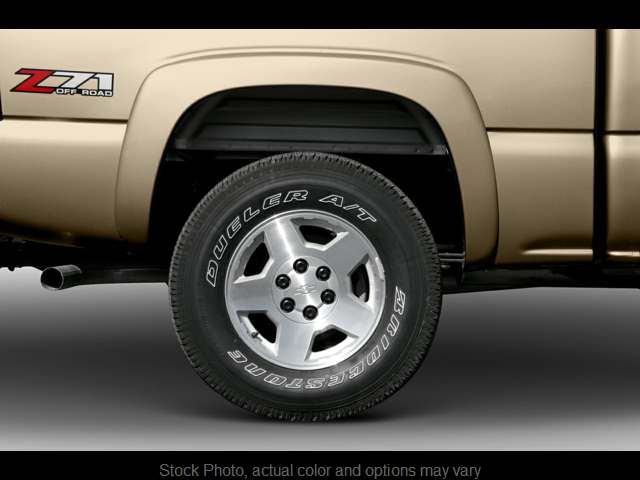 Used 2004  Chevrolet Silverado 1500 4WD Crew Cab LS at Carriker Auto Outlet near Knoxville, IA
