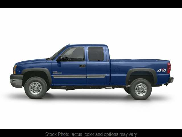 Used 2004  Chevrolet Silverado 2500 4WD Ext Cab HD LS at Ubersox Used Car Superstore near Monroe, WI