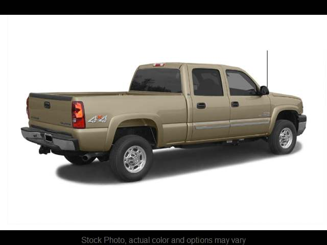 Used 2004  Chevrolet Silverado 2500 4WD Crew Cab HD Work Truck at VA Cars Inc. near Richmond, VA