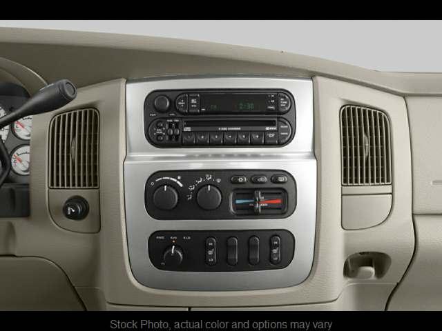 Used 2004  Dodge Ram 1500 4WD Quad Cab SLT at Graham Auto Group near Mansfield, OH