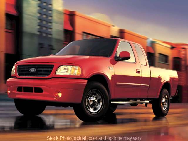 2004 Ford F150 Heritage 4WD Supercab XL Longbed at AUTOSMART FINANCE near Algona, IA