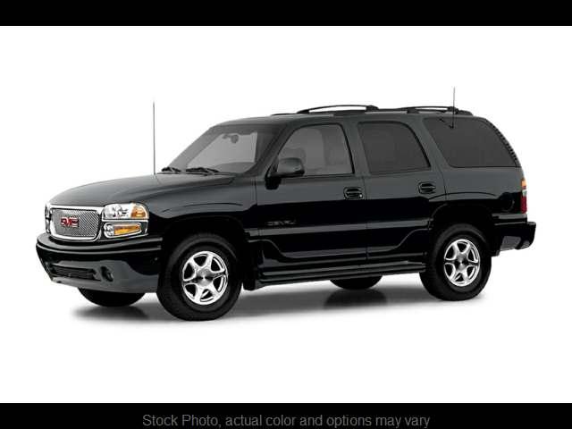 2004 GMC Yukon 4d SUV 4WD Denali at Shook Auto Sales near New Philadelphia, OH