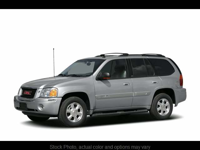 2004 GMC Envoy 4d SUV 4WD SLE at Car Country near Aurora, IN
