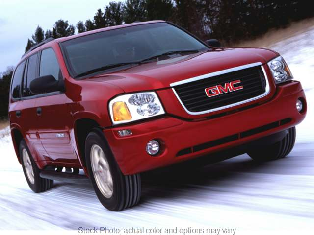 Used 2004  GMC Envoy 4d SUV 4WD SLT at Edd Kirby's Adventure Mitsubishi near Chattanooga, TN