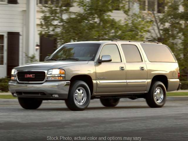 Used 2004 GMC Yukon XL 1500 SUV 4WD SLT at MLC Motor Cars near Commerce Charter Twp, MI