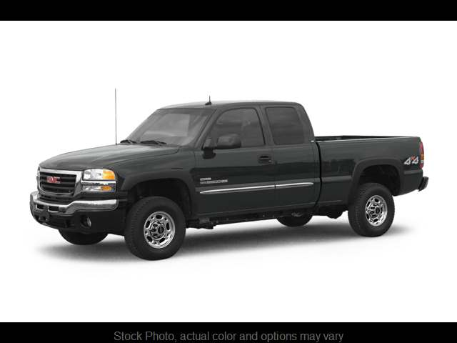 Used 2004  GMC Sierra 2500 4WD Ext Cab HD SLT at Good Wheels near Ellwood City, PA