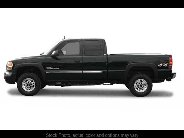 Used 2004  GMC Sierra 2500 4WD Ext Cab HD SLE at Good Wheels near Ellwood City, PA