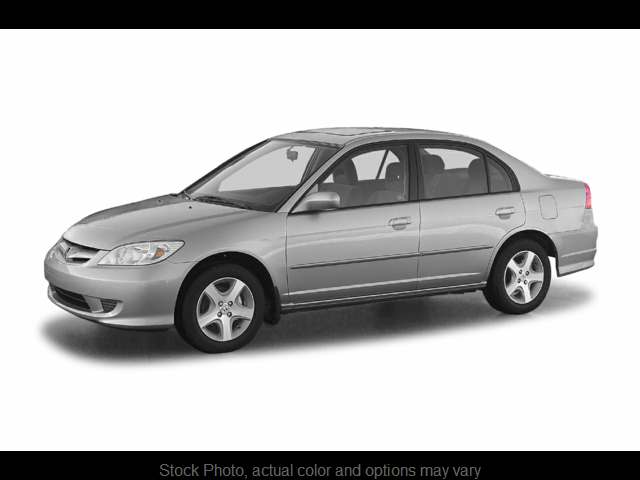 Used 2004  Honda Civic Sedan 4d LX AT at The Gilstrap Family Dealerships near Easley, SC