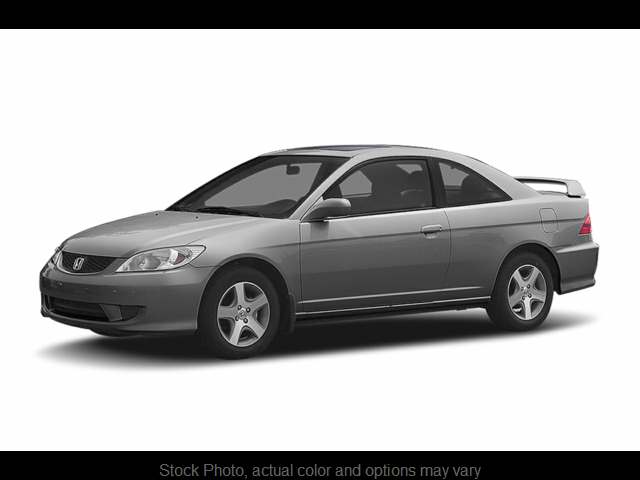 2004 Honda Civic Coupe 2d EX AT at Bobb Suzuki near Columbus, OH