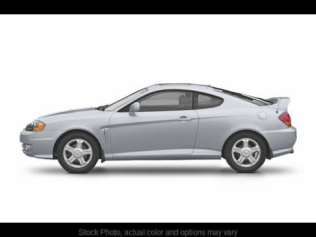 Used 2004  Hyundai Tiburon 2d Coupe GT at VA Cars West Broad, Inc. near Henrico, VA