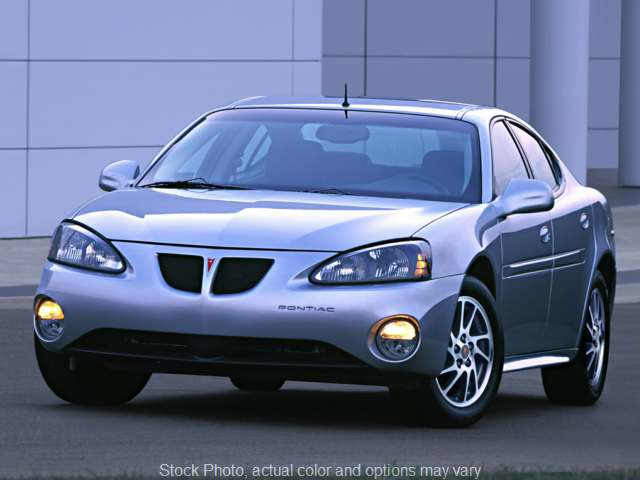 Used 2004  Pontiac Grand Prix 4d Sedan GT-2 at Maxx Loans USA near Saline, MI