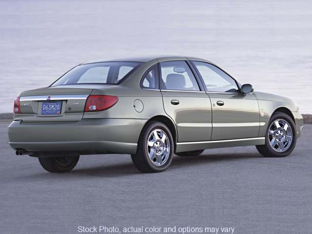 2004 Saturn L Series 4d Sedan L300-3 at The Gilstrap Family Dealerships near Easley, SC
