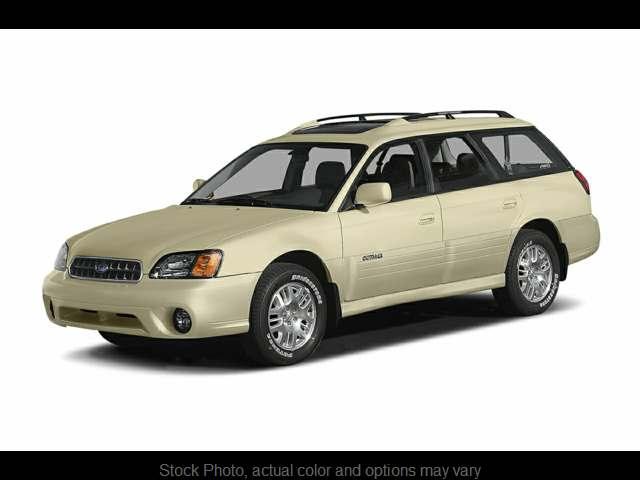 Used 2004  Subaru Outback 5d Wagon AT at Bradley Auto Finance near Hudson, NH
