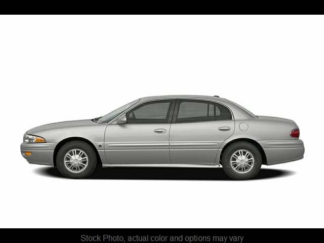 Used 2005  Buick LeSabre 4d Sedan Custom at Hallada Ford near Dodgeville, WI