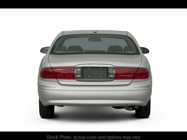 Used 2005  Buick LeSabre 4d Sedan Custom at Action Auto Group near Oxford, MS