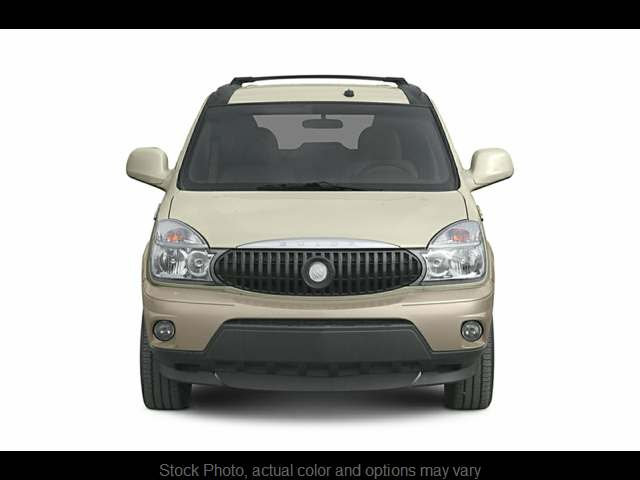 Used 2005  Buick Rendezvous 4d SUV AWD CXL at Ubersox Used Car Superstore near Monroe, WI