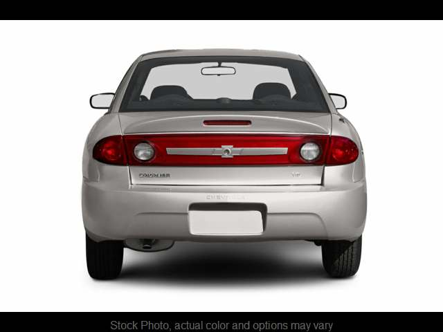 Used 2005  Chevrolet Cavalier 2d Coupe LS Sport at Car Solutions 4 U near Rogers, AR
