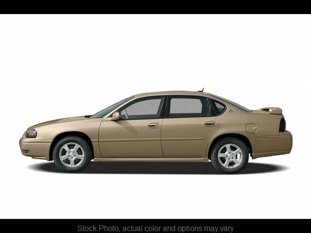 Used 2005  Chevrolet Impala 4d Sedan at VA Cars of Tri-Cities near Hopewell, VA