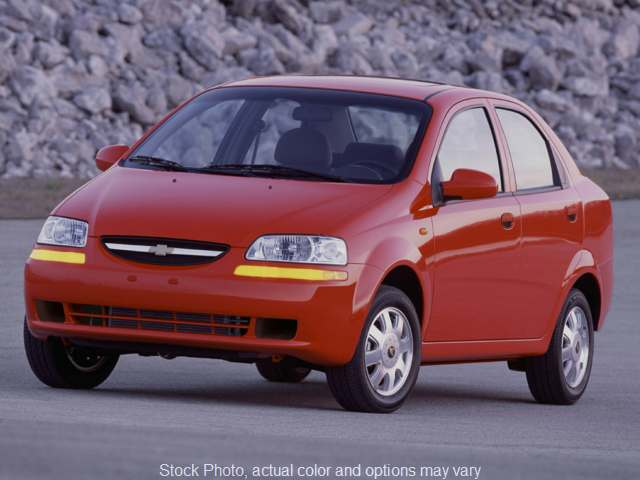 2006 Chevrolet Aveo 4d Sedan LT at Action Auto Group near Oxford, MS