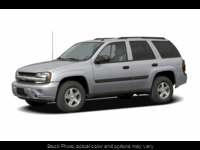 Used 2005  Chevrolet Trailblazer 4d SUV 4WD LT at Pekin Auto Loan near Pekin, IL