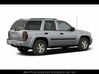 Used 2005  Chevrolet Trailblazer 4d SUV 4WD LS at CarCo Auto World near South Plainfield, NJ