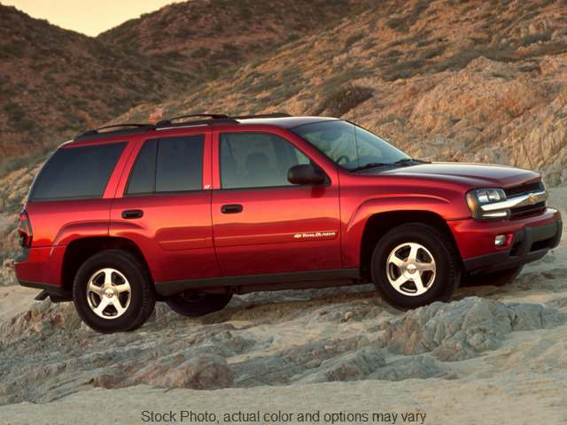 Used 2006 Chevrolet Trailblazer 4d SUV RWD LS at Shields Auto Center near Rantoul, IL
