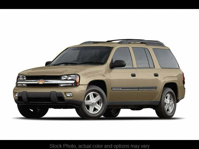 Used 2004 Chevrolet Trailblazer EXT 4d SUV RWD LT at Action Auto - Starkville near Starkville, MS