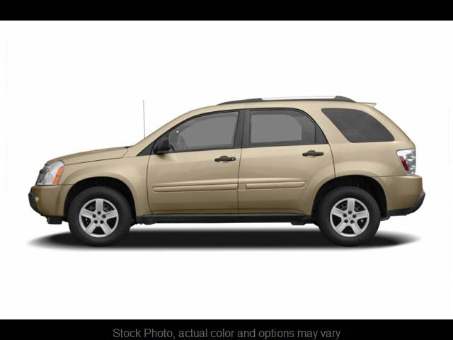 Used 2005  Chevrolet Equinox 4d SUV AWD LS at Good Wheels near Ellwood City, PA