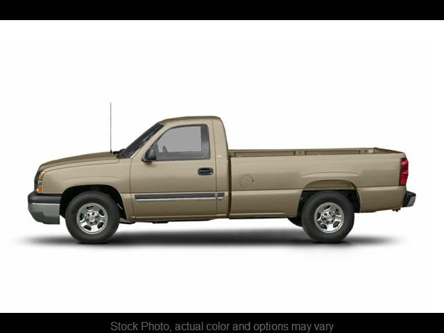 Used 2005  Chevrolet Silverado 1500 2WD Reg Cab Longbed at VA Cars Inc. near Richmond, VA