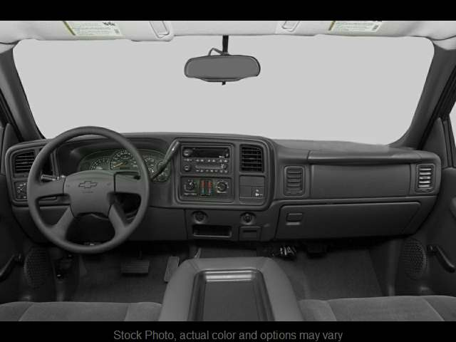 Used 2005  Chevrolet Silverado 1500 4WD Ext Cab Z71 at Graham Auto Group near Mansfield, OH