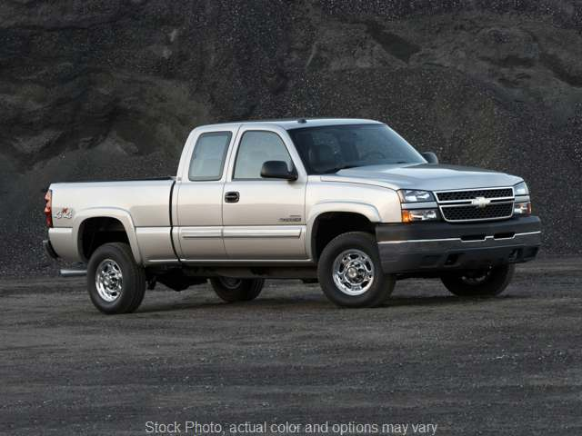 Used 2005  Chevrolet Silverado 2500 4WD Ext Cab HD LS at Car Country near Aurora, IN