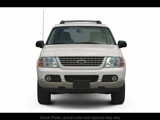 Used 2005  Ford Explorer 4d SUV 4WD Eddie Bauer V6 at Springfield Select Autos near Springfield, IL
