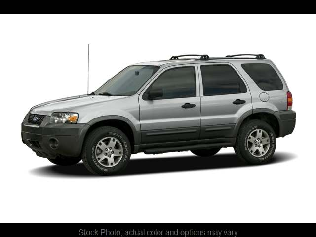 Used 2005  Ford Escape 4d SUV 4WD XLT at Action Auto Group near Oxford, MS