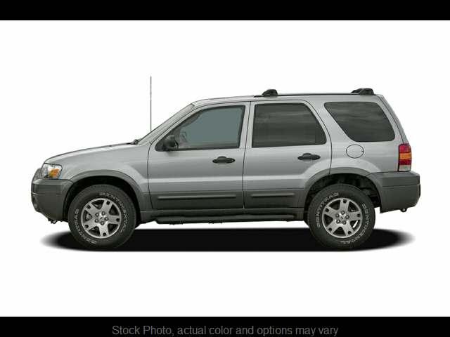 Used 2005  Ford Escape 4d SUV FWD XLS at CarloanExpress.Com near Hampton, VA