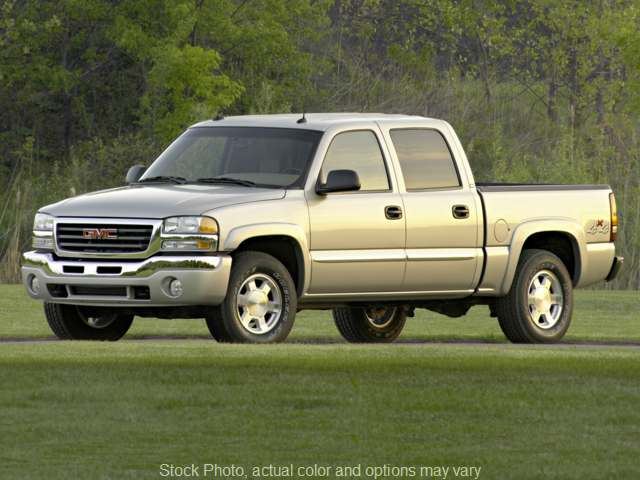 2006 GMC Sierra 1500 4WD Crew Cab SL at Good Wheels near Ellwood City, PA