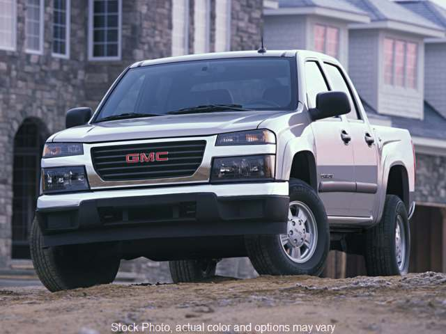 Used 2005 GMC Canyon 4WD Crew Cab Z71 SLE at Car Country near Aurora, IN